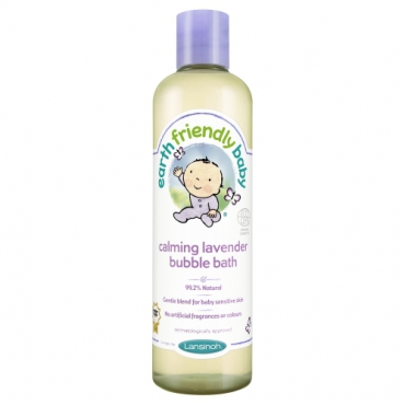 Spuma de baie levantica, Earth Friendly Baby