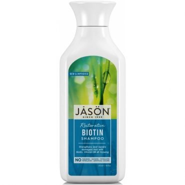 Sampon Biotin pt intarire fire despicate, 473 ml., Jason