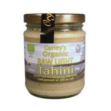 Tahini light raw bio 250g