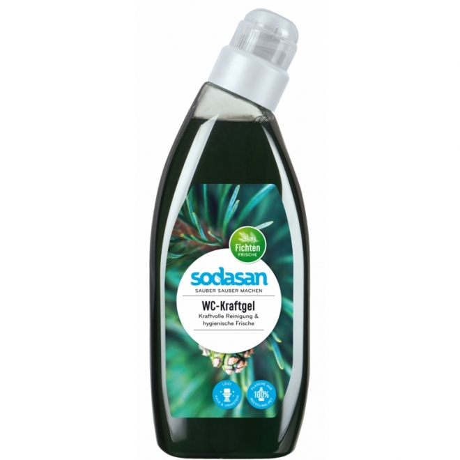 Gel power bio de curatare a toaletei 750ml Sodasan