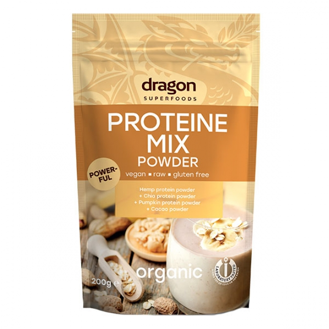 Mix proteic raw bio 200g