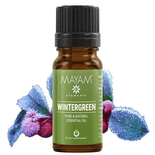 WINTERGREEN, ULEI ESENȚIAL, 10 ml