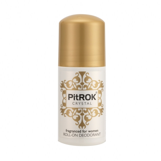 Deodorant Crystal Piatra de Alaun - Roll On